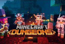 esmeraldas en Minecraft Dungeons