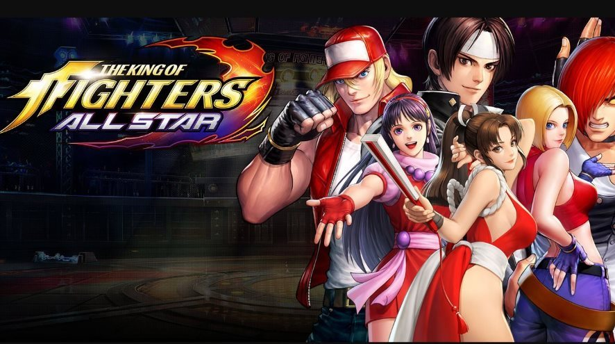 mejores personajes de The King of Fighters Allstar