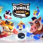 personajes de Rumble Hockey
