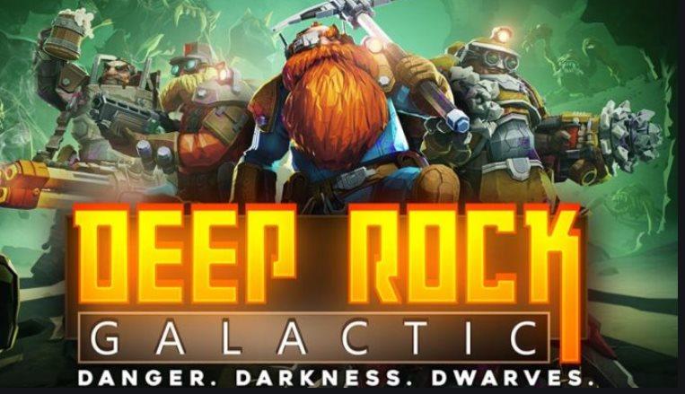 recursos de Deep Rock Galactic