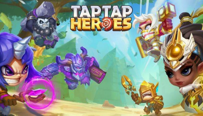 Mejores héroes de Taptap Heroes