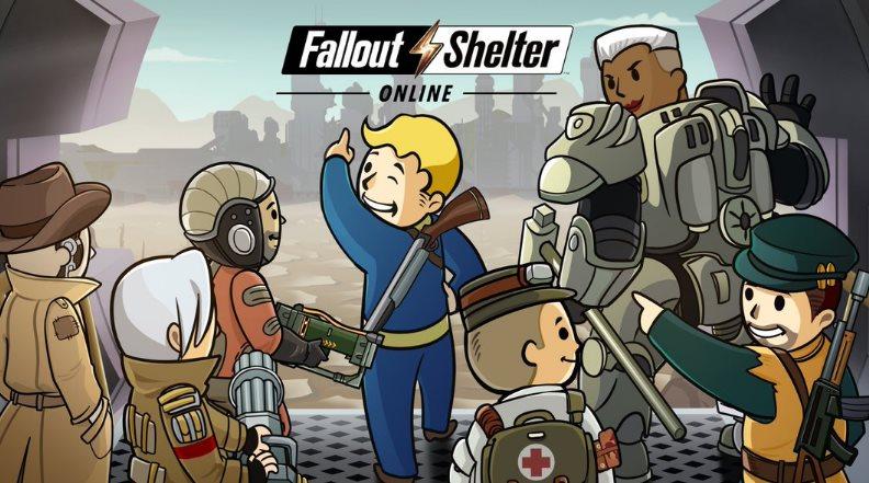 Mejores moradores de Fallout Shelter Online