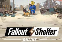 códigos de Fallout Shelter Online