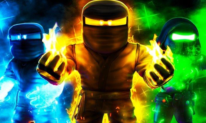 códigos de Roblox Ninja Legends