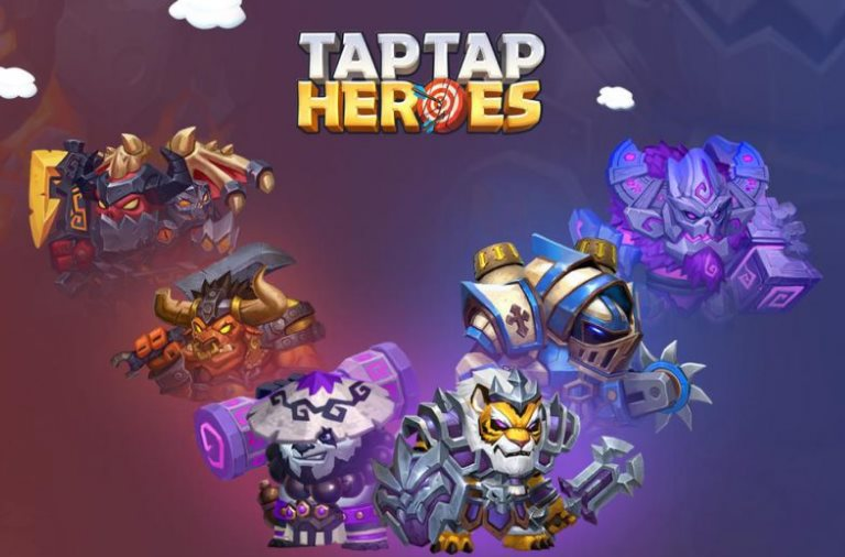 conseguir héroes en Taptap Heroes