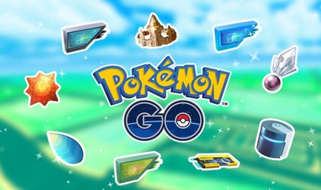 pegatinas de Pokémon Go
