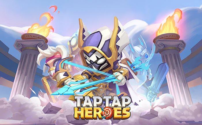 recursos de Taptap Heroes