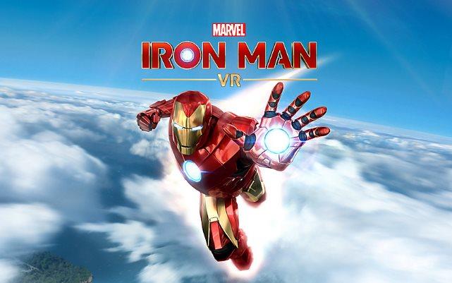 trofeos de Iron Man VR logros