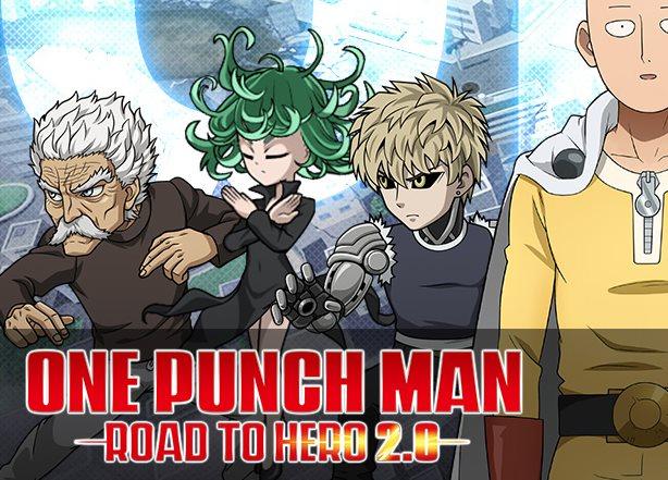 One-Punch Man Road to Hero 2.0 en PC