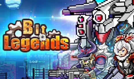 códigos de Bit Legends