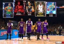 códigos vestuario NBA 2k20