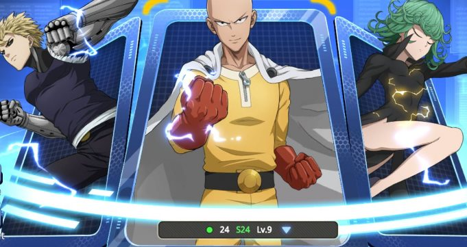 mejorar personajes en One Punch Man Road To Hero 2.0