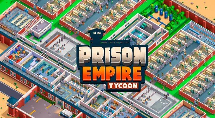 mejoras de Prison Empire Tycoon