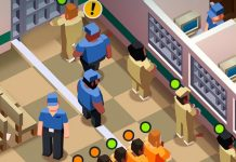 motines en Prison Empire Tycoon