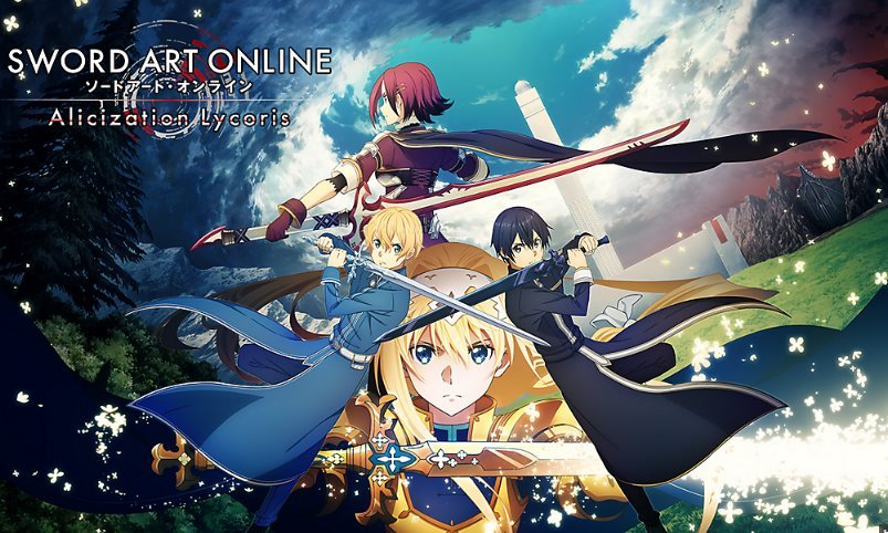 multijugador en Sword Art Online: Alicization Loris