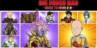 trucos de One-Punch Man: Road to Hero 2.0