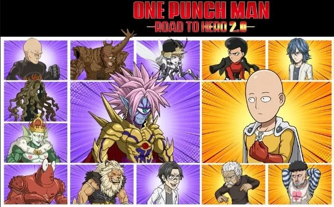 trucos de One-Punch Man: Road to Hero 2.0