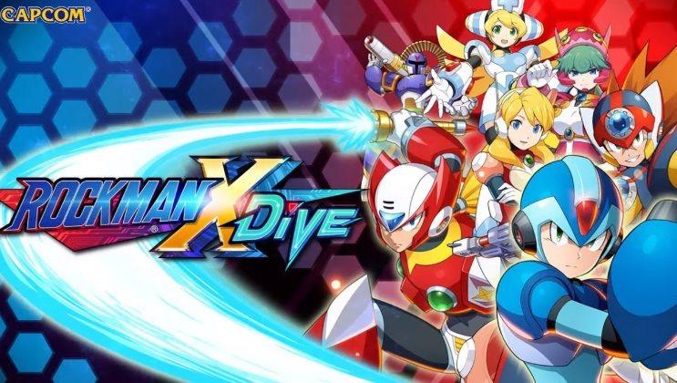 Mejores personajes de Rockman X DiVE