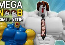 Roblox Mega Noob Simulator