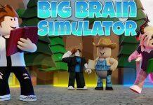 códigos de Roblox Big Brain Simulator