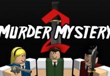 códigos de Roblox Murder Mystery 2