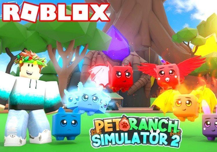 códigos de Roblox Pet Ranch Simulator 2