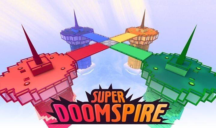 códigos de Roblox Super Doomspire