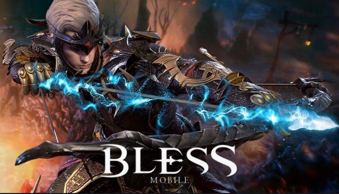 códigos de Bless Mobile
