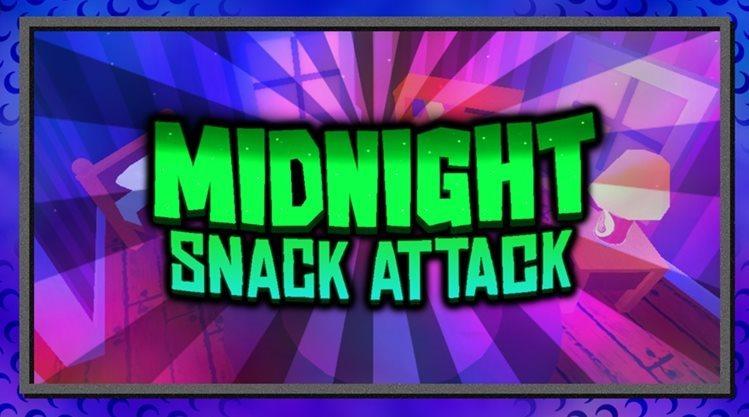 códigos de Roblox Midnight Snack Attack