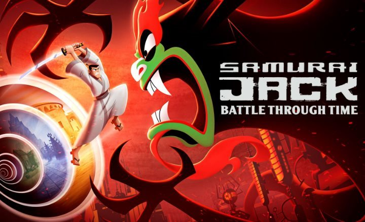 trofeos de Samurai Jack Battle Through Time
