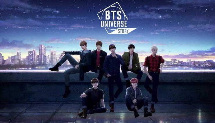 Guía de BTS Universe Story