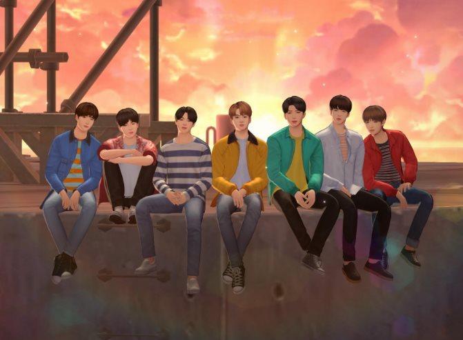 Trucos de BTS Universe Story