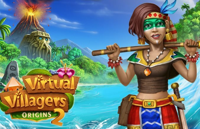 Trucos de Virtual Villagers Origins 2