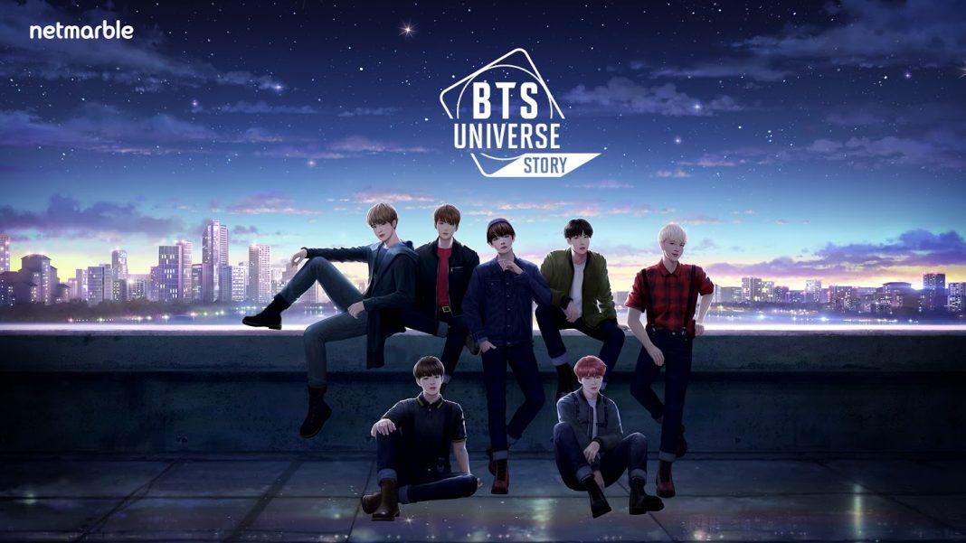 borrar una historia en BTS Universe Story