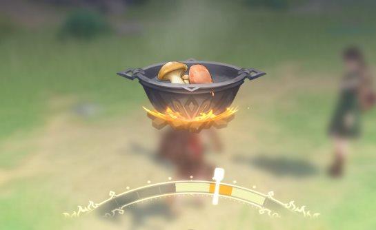 cocina en Genshin Impact