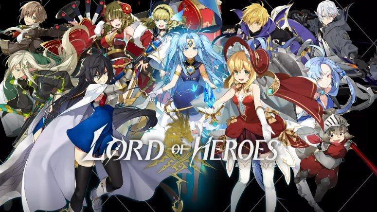 códigos de Lord of Heroes