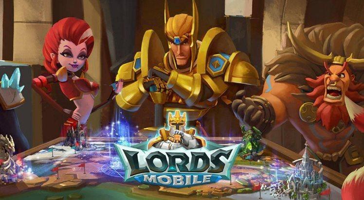 códigos de Lords Mobile