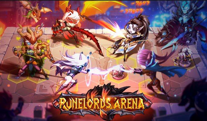 codigos de Runelords Arena