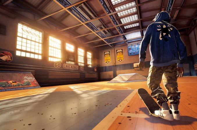 desbloquear los trucos en Tony Hawk's Pro Skater 1 + 2