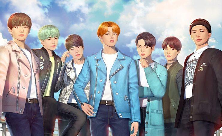 joyas gratis en BTS Universe Story