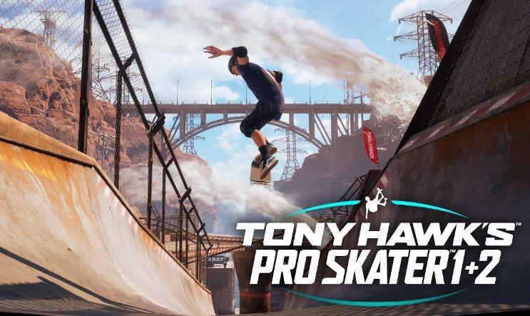 movimientos especiales de tony Hawk's Pro Skater 1 + 2