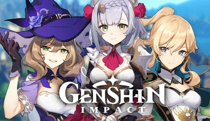 reroll de Genshin Impact