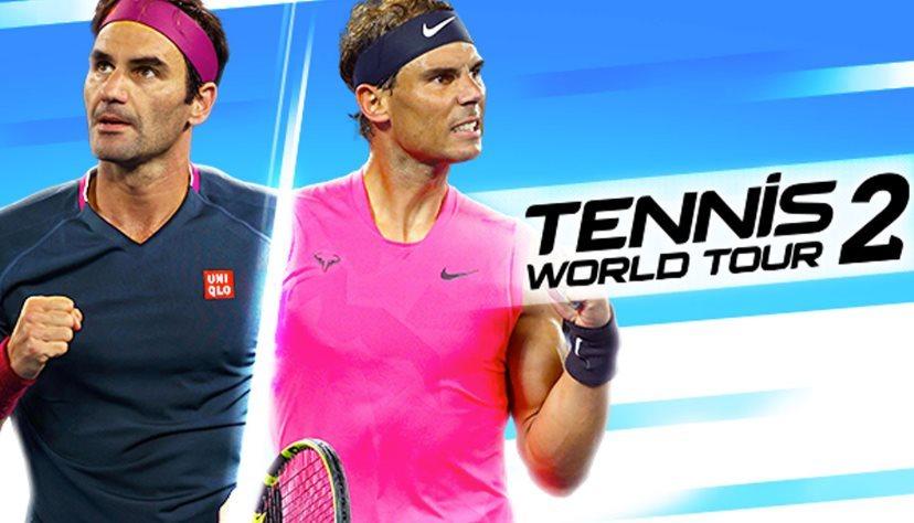 trofeos Tennis World Tour 2 logros