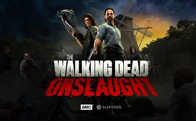 trofeos de The Walking Dead Onslaught logros