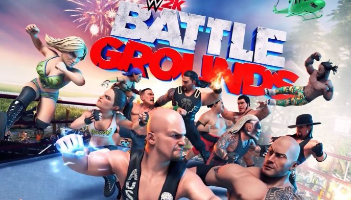 trofeos de WWE 2K Battlegrounds logros