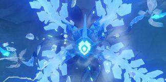 Cryo Regisvine Genshin Impact
