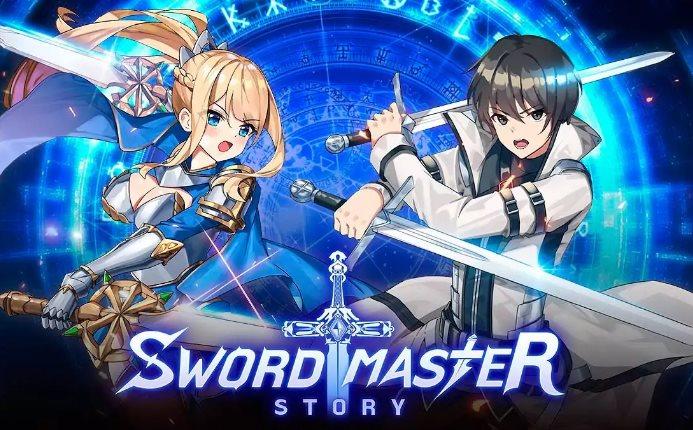 códigos de Sword Master Story