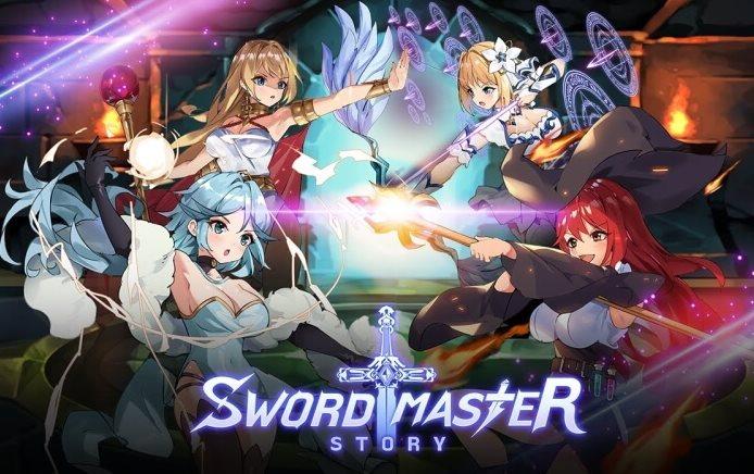 mazmorras de Sword Master Story