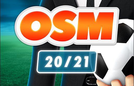 mejorar jugadores en Online Soccer Manager 2021