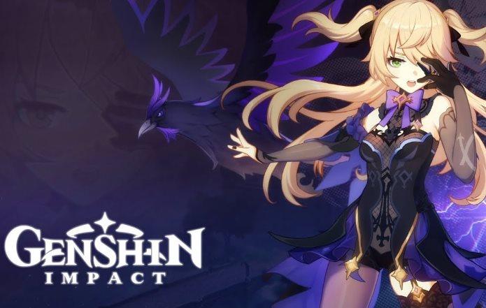 personajes gratis en Genshin Impact